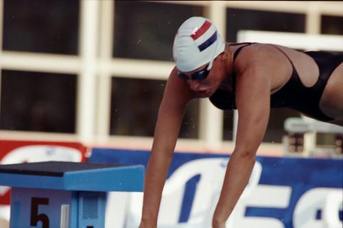 510 Swimming EM 1991 Athens