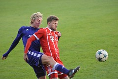 Season 2017-2018: UYL RSC Anderlecht - Bayern München