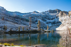 Pear Lake at Sequoia National Park (philia10) Tags: sequoia nature reflections lake landscape canon70d lightroom sequoianationalpark