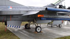 "F-16BM MLU 1 • <a style=""font-size:0.8em;"" href=""http://www.flickr.com/photos/81723459@N04/37830979185/"" target=""_blank"">View on Flickr</a>"