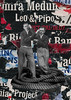 Leo & Pipo, by Susanna Lakner (Leo & Pipo) Tags: leo pipo leoetpipo paris street art artwork collage portrait imaginary illustration cut paste paper handmade analog retro vintage tatoo mixed media graphic design dua france