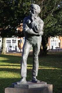 Rupert Brooke Statue (47/52)