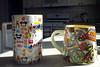 Disney coffee mugs (hz536n/George Thomas) Tags: 2017 disney disneyworld coffee mug ceramic tokyodisney