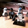 WorkShop (Gabriel Fett) Tags: lego star wars clone lando commando waterslide niner kix decals arealight