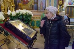 Вечерняя молитва накануне именин Правящего архиерея_29_ 02,11,2017