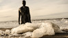 Crosby (Mark Dickens) Tags: crosbybeach anotherplace anthonygormley statue sculpture art artist beach sea landscape
