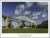 Sault Ste, Marie International Bridge (TAC.Photography) Tags: bridge saultstemarie internationalbridge landscape landscapephotography tomclarkphotographycom tomclark tacphotography d7100