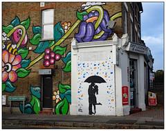 Corner Shop (donbyatt) Tags: penge london streetart urbanwalls graffiti artista dope mural spraycans