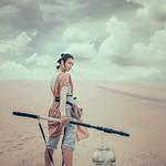 Rey | STAR WARS cos Cami thumbnail