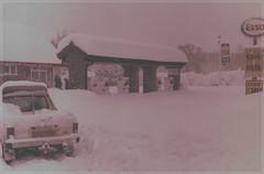 Llanover (Dickie-Dai-Do) Tags: llanover esso garage a4042 1981