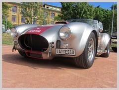 AC Cobra MkIII, 1965 (v8dub) Tags: ac cobra mk iii 1965 3 schweiz suisse switzerland neuchâtel american roadster pkw voiture car wagen worldcars auto automobile automotive old oldtimer oldcar klassik classic collector
