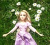 Rapunzel with flowers (Meritre) Tags: rapunzel tangled windinmyhair