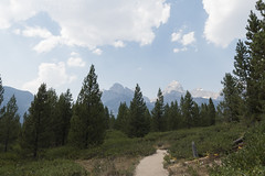 """Views of the Tetons from Taggart Lake Trail • <a style=""""font-size:0.8em;"""" href=""""http://www.flickr.com/photos/63501323@N07/38279070852/"""" target=""""_blank"""">View on Flickr</a>"""