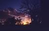 Sunset people (supercranes) Tags: sunset slidefilm e100vs expiredfilm g2 contax