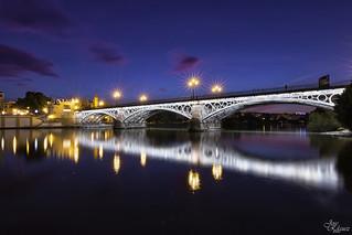 Puente de Triana-Sevilla