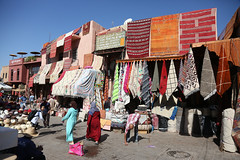 Carpet Anyone? (Hector16) Tags: africa october morocco lavilladesorangers unescoworldheritagesite المَغرِب northafrica مراكش berber marrakech kingdomofmorocco marrakesh marrakechtensiftalhaouz ma