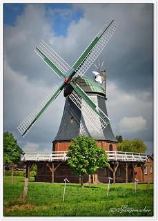 Windmühle von Selsingen