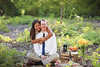 Engagement Picnic (Kelly McCarthy Photography) Tags: couple engagement session photography smiles smiling outdoorengagement picnic picnicengagement hug flowers outdoors wine happy happiness romance romantic love laughter
