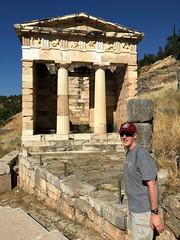 Greece 2017 (GregKoller) Tags: greece delphi apollo oracle python treasuryoftheathenians