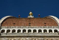 Manutenzione straordinaria (carlogalletti) Tags: firenze duome cupola brunelleschi