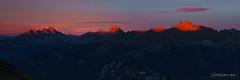 Coucher de soleil sur les Alpes Vaudoises (Switzerland) (christian.rey) Tags: monthey valais suisse ch alpes vaudoises dentsdumidi coucher de soleil sunset mountains montagnes alps panorama sony alpha a7r2 a7rii 1635 vaud swiss pointdelerse