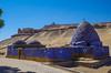 Tumba dos Nobres - Asswan - Egito (Airton Morassi) Tags: nubia nubian egypt asswn asuão assuan nobles tumbe tumba nobres nilo nile desert