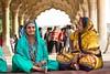 Red Fort, Agra (Jhaví) Tags: india agra redfort fuerterojo gente people arquitectura