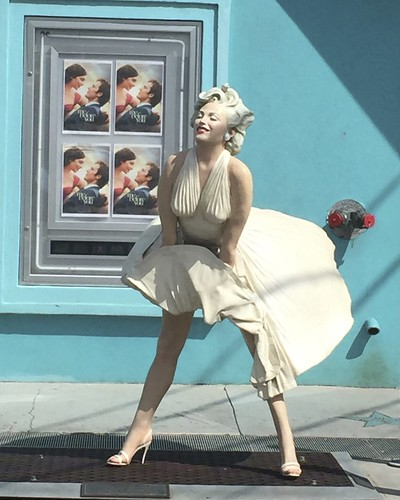 Marilyn Monroe, Tropic Cinema, Key West, From FlickrPhotos