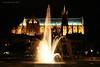 Kathedrale von Metz - Metz Cathedral (Noodles Photo) Tags: kathedralesaintétienne metz france frankreich lothringen lorraine kathedralevonmetz metzcathedral longexposure langzeitbelichtung nachtaufnahme nightshot springbrunnen fountain canoneos30d efs1785mmf456isusm lalanternedubondieu