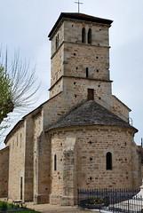 église de Saint-Romain-sous-Gourdon (71) (odile.cognard.guinot) Tags: églisesaintromain bourgogne bourgognefranchecomté 11e12esiècles saintromainsousgourdon artroman saôneetloire