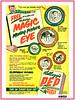 Kellogg's Pep - Magic Eye  1951 (StarRunn) Tags: cereal kelloggs 1950s premiums tomcorbett bobhope