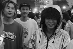 Faces of Hong Kong - Clockenflap 2017 (countries in colors) Tags: hongkong clockenflap 香港 monochrome musicfestival