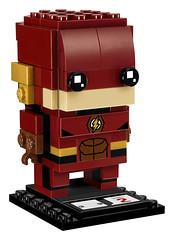 41598 The Flash (The Brothers Brick) Tags: justice league dc 2017 superheroes brickheadz