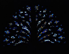 4 - Reims - Basilique Saint-Remi - Vitrail (melina1965) Tags: reims marne grandest octobre october 2017 nikon d80 église églises church churches vitrail vitraux stainedglasswindow stainedglasswindows