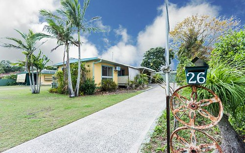 26 Hammond St, Iluka NSW 2466