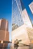 One World Trade Center (Nitramib) Tags: ny usa america oneworldtradecenter worldtradecenter building flower memorial travelaroundtheworld