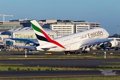 A6-EEL EK A380 34L YSSY-3074 (A u s s i e P o m m) Tags: mascot newsouthwales australia au emirates ek airbus a380 syd yssy sydneyairport