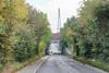 Wharf Road (Crusty Streets) Tags: wharf road railway bridge stanford le hope thurrock essex england uk electricity pylon power