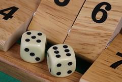 shut the box (georgeartp) Tags: macromondays memberschoicegamesorgamepieces