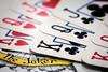 'King of Clubs' (Taken-By-Me) Tags: macro macromondays cards king queen jack deck deal takenbyme table thejoker joker hearts clubs nikon d750 gamesorgamepieces game games poker