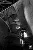 Escher stairs (andrea.prave) Tags: vigevano pavia lombardia lombardy castle castello sforzesco bn bw blackandwhite biancoenero monocromo monocrome blancoynegro noiretblanc 黑色和白色 白黒 ਕਾਲਾਅਤੇਚਿੱਟਾ schwarzundweis черныйибелый pretoebranco zwartenwit μαύροκαιάσπρο أبيضوأسود שחורולבן mauritscornelisescher escher stairs relatività scale relativity relatividad relativité relativität 相対性理論 относительность نسبية 相对论 relativt