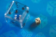 Game Pieces (simonpe86) Tags: makro member'schoicegamesorgamepieces macromonday macromondays game cube detail