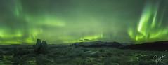 Auroras! (Ricard Sánchez Gadea) Tags: oriental islandia is canon1635 canonef1635mmf28liiusm canon catalunya canonistas 6d 6deos eos6d canon6d canoneos6d iceland worldphotoxperience airelibre cielo agua arena paisaje serenidad borealis auroraboreal verde verd green panoramica panoramic lanscape lightroom noche nit night aurora 1635 northernlights glaciar hielo ice gel glacier