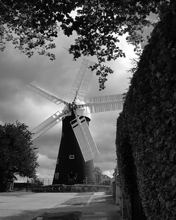 A windmill in York