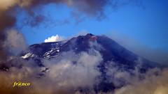 Etna (fr@nco ... 'ntraficatu friscu! (=indaffarato)) Tags: italia italy sicilia sicily catania españa mongibello montagna monte nuvole