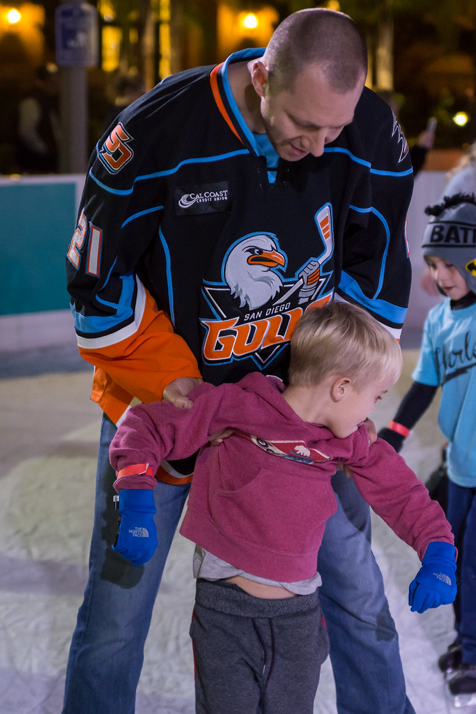 Rady Children's Ice Rink
