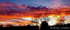 November 26, 2017 - Another amazing Colorado sunset. (Mary Lindow)