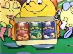 Comercial Cereal Pac-Man (USA, 70s-80s) (hernánpatriciovegaberardi (1)) Tags: comercial tv commercial tierna cute mrs ms sra pacman ❤❤❤❤ piernas legs rodillas knees hannabarbera warner bros wb animation namco