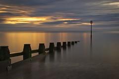 Dawlish Warren Sunrise (simondayuk) Tags: dawlish dawlishwarren devon coastal landscape coast sunrise sea ocean nikon d5300 kitlens