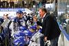 Leksands IF 2017-12-02 (Michael Erhardsson) Tags: leksands if 2017 hockeyallsvenskan leif carlsson martinkarlsson spelarbåset